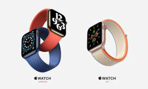 Apple Watch 6 und Apple Watch SE