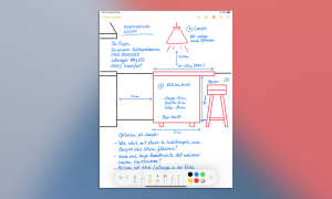 iOS 14 Stift