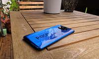 Xiaomi Poco X3 NFC liegend