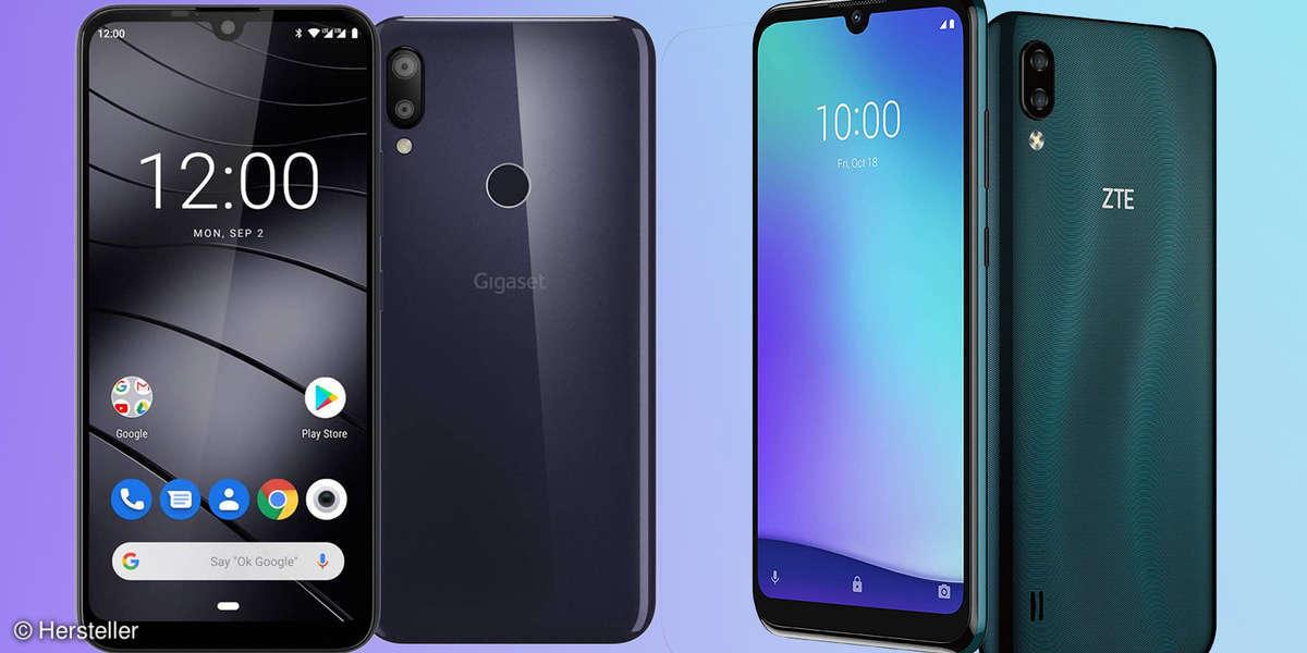 Smartphones bis 10 Euro