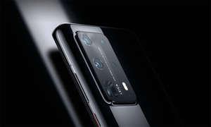 Huawei P40 Pro+ - Kamera Ansicht