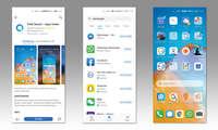 """Huawei P40 Pro+ - Screenshots """"Petal Search"""""""