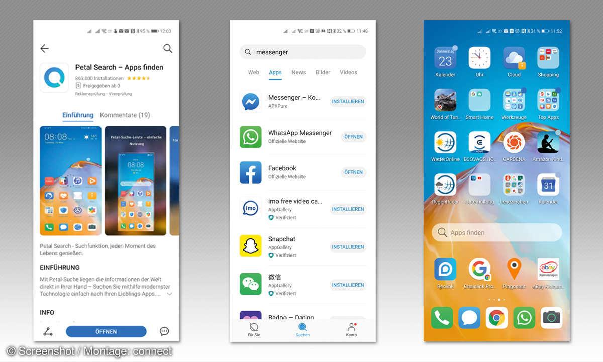 Huawei P40 Pro+ - Screenshots