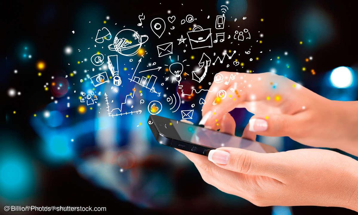 Mobilfunk-Netzbetreiber: Service-App-Test 2020