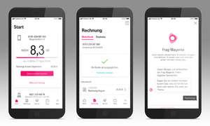 Service-App-Test 2020: Mein Magenta (D) - Screenshots