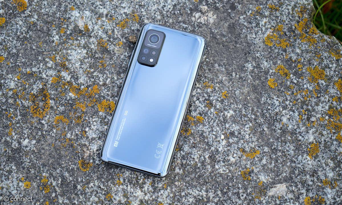 Xiaomi Mi 10T Pro Back