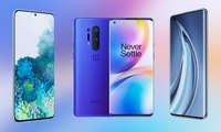 Beste Android-Smartphones 2020
