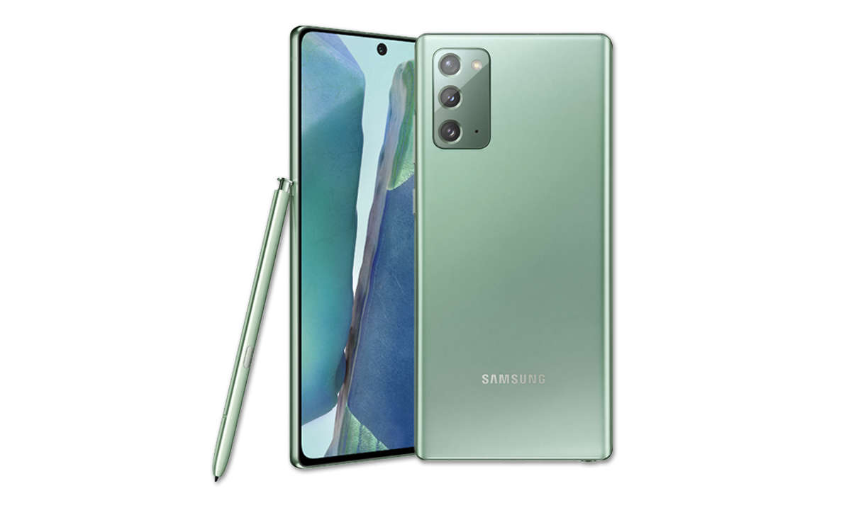 Samsung Galaxy Note 20 im Test