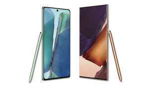 Vergleich: Samsung Galaxy Note 20 5G vs. Note 20 Ultra