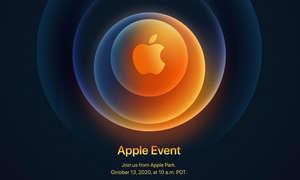 Apple-Event Oktober 2020