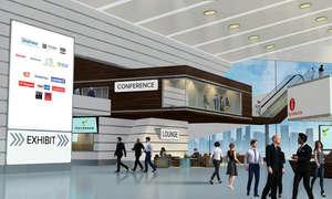 Tecversum Messezentrum Lobby