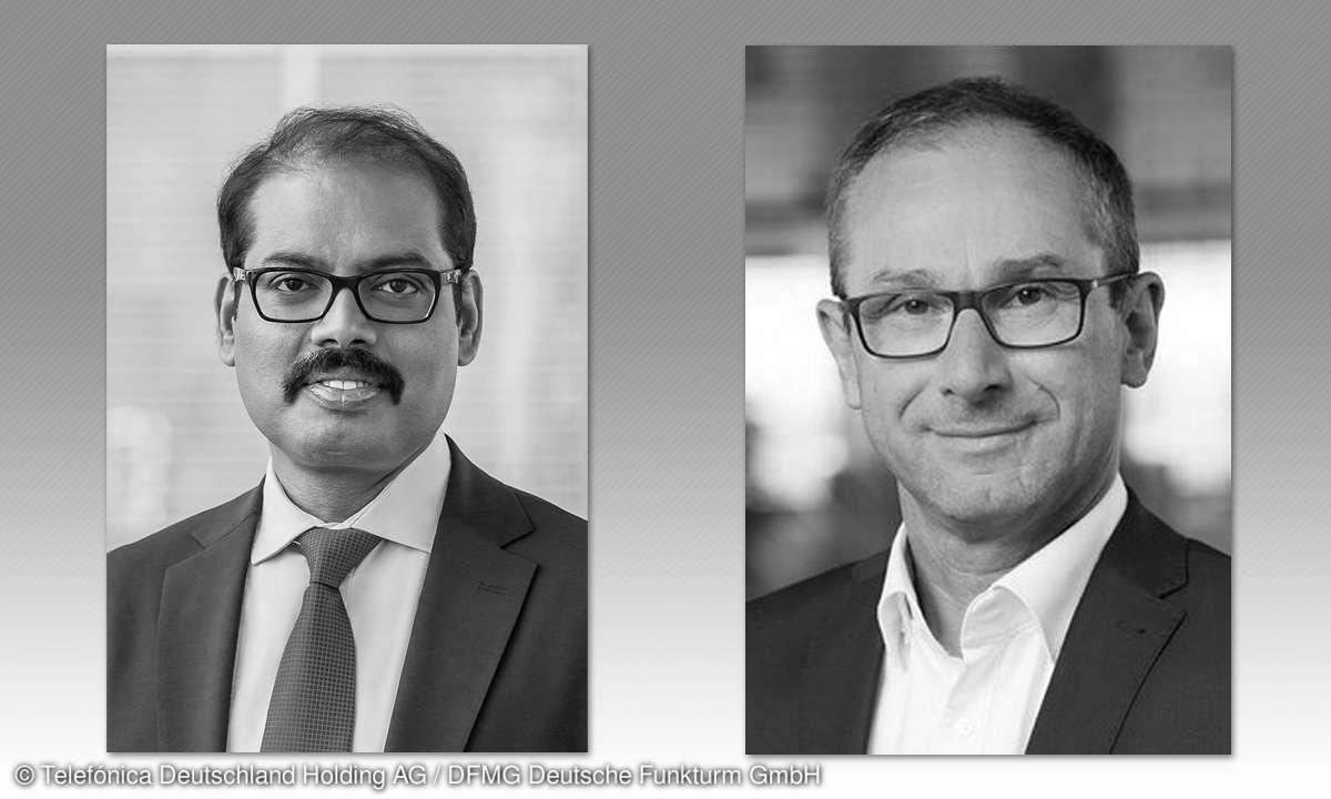 Tecversum Experten und Referenten: Mallik Rao & Dr. Bruno Jacobfeuerborn