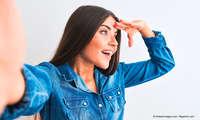 Perfekte Smartphone-Selfies: Nicht an der Kamera vorbeisehen