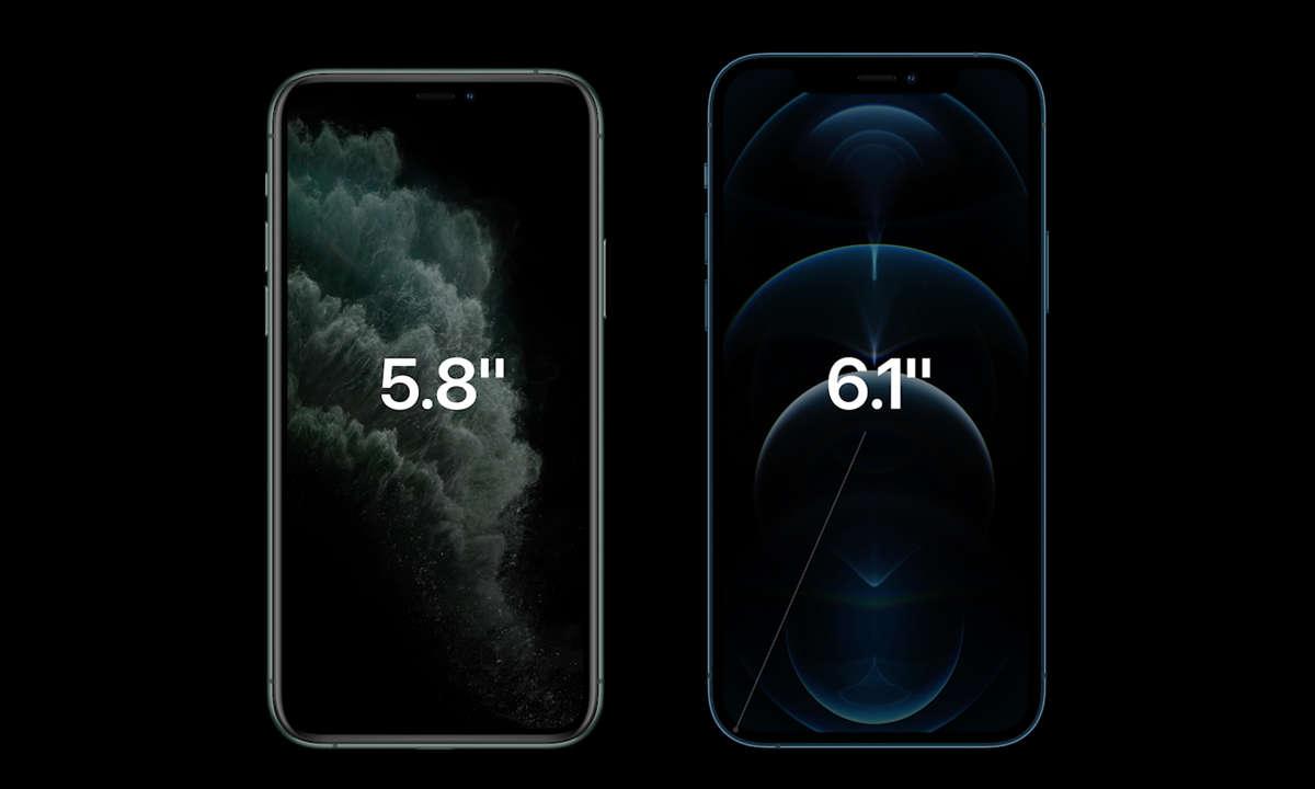 iPhone 11 Pro vs. iPhone 12 Pro