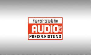 huawei freebuds pro audio preis leistung