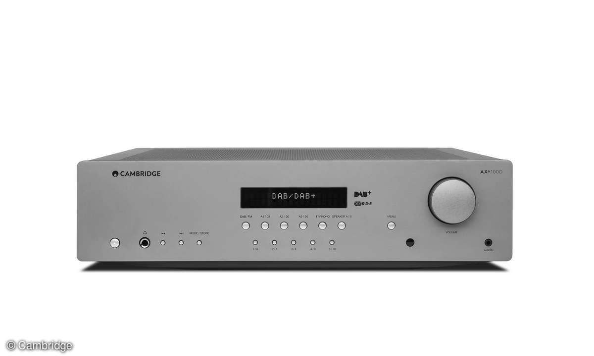 Cambridge-AXR100D-Front