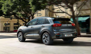 Kia e-Niro Spirit im Car-Connectivity-Test