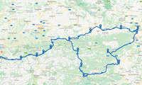 Ladenetztest DACH-Gebiet: Testroute Österreich