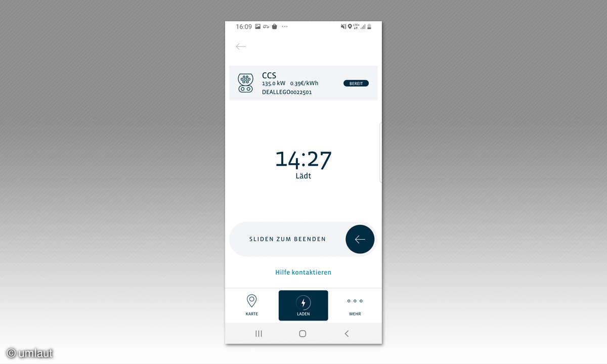 Ladenetztest DE Screenshot EMP Alpiq