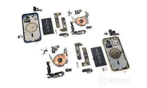 iphone 12 pro teardown ifixit