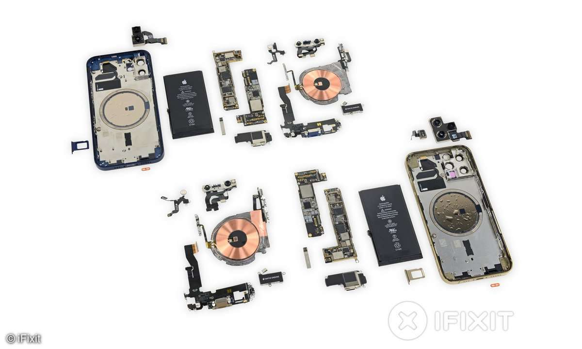 iphone 12 pro teardown ifixit