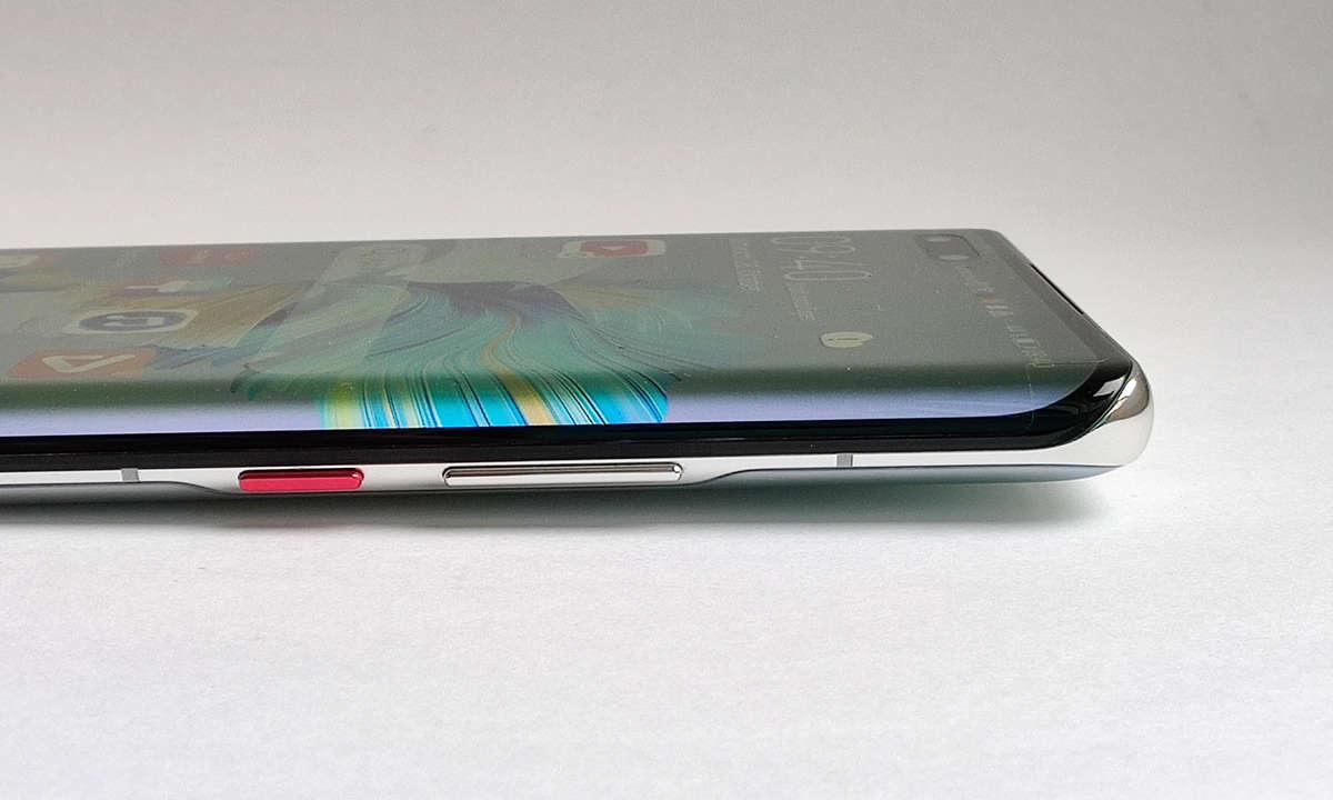 Huawei-Mate-40-Pro-Tasten