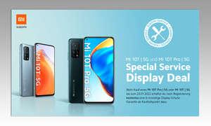 Xiaomi Mi 10T Display-Aktion