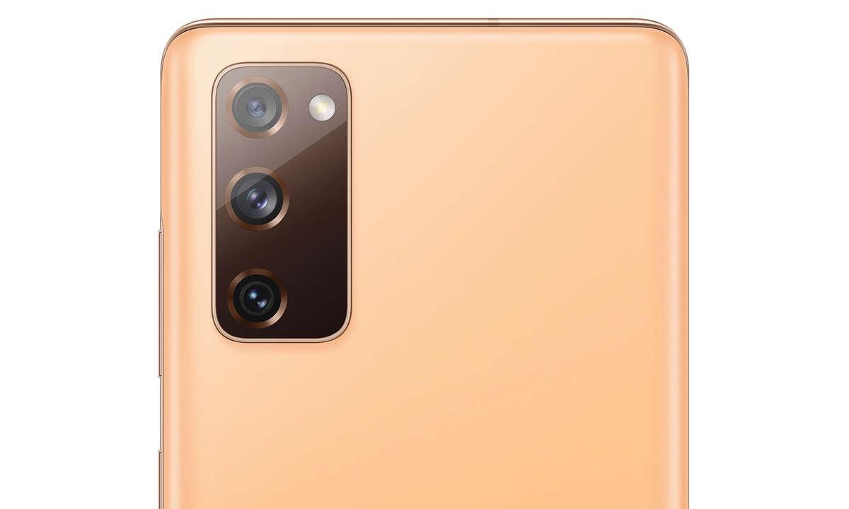 Samsung Galaxy S20 FE Kamera