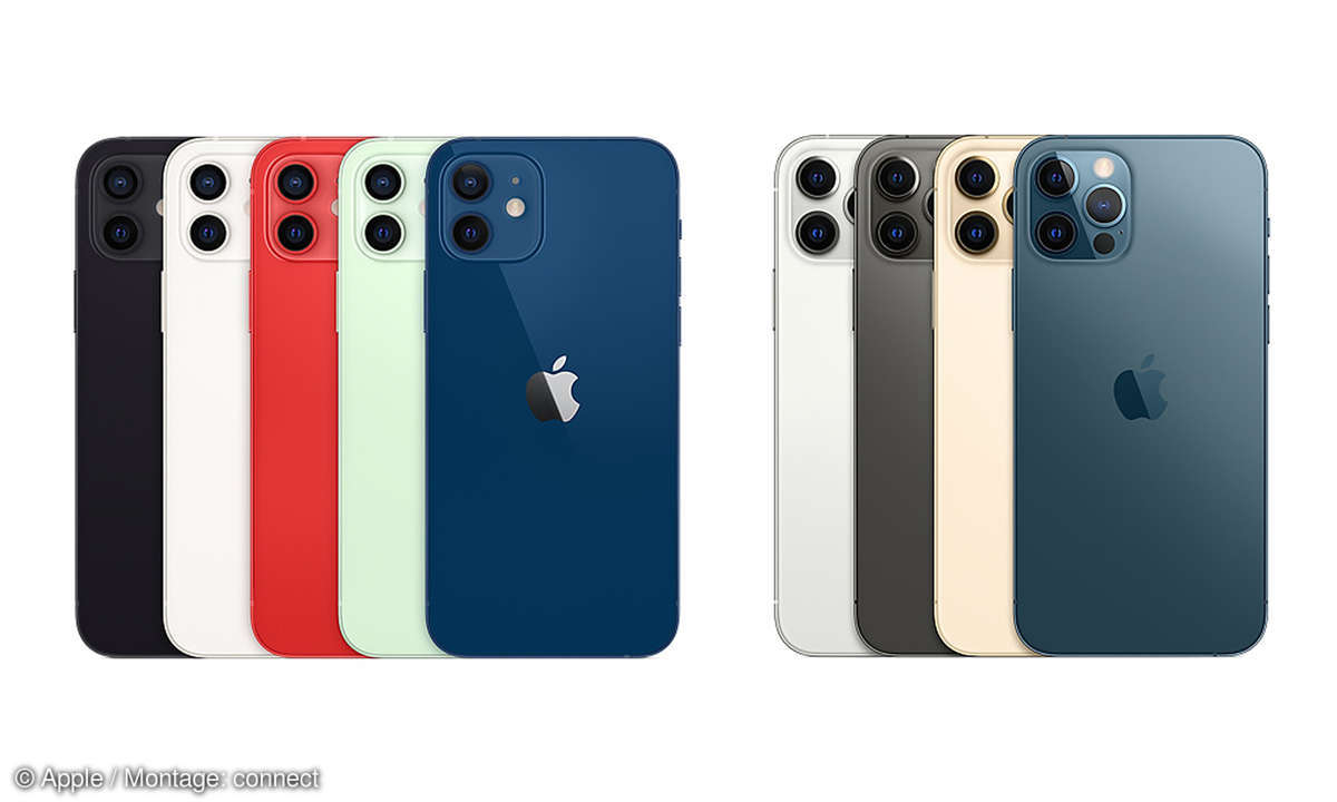 iphone 12 farben mini pro max