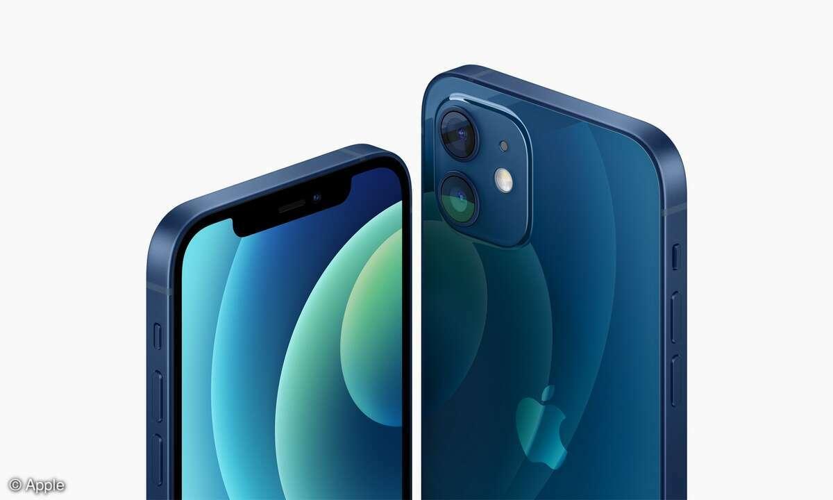 Apple iPhone 12 / mini blau