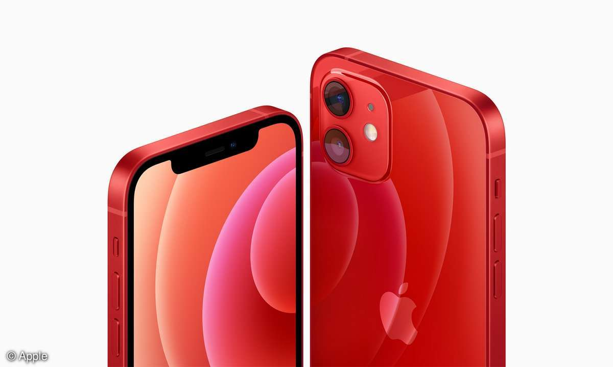 Apple iPhone 12 / mini: Rot / (PRODUCT)RED