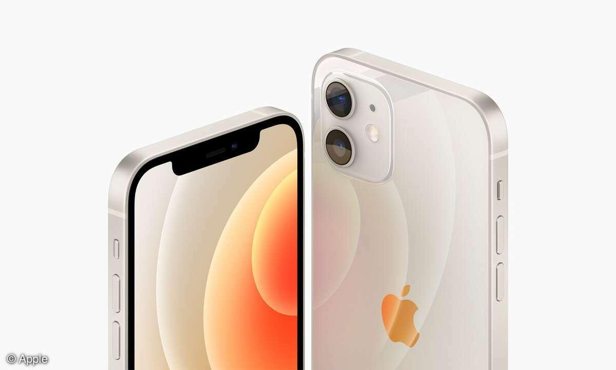 Apple iPhone 12 / mini: Weiß