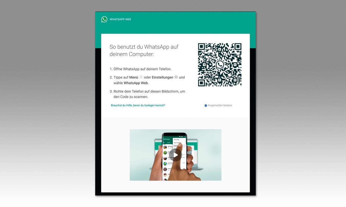 Tipp 6: WhatsApp auf zwei oder mehr Handys gleichzeitig nutzen Screenshot 1
