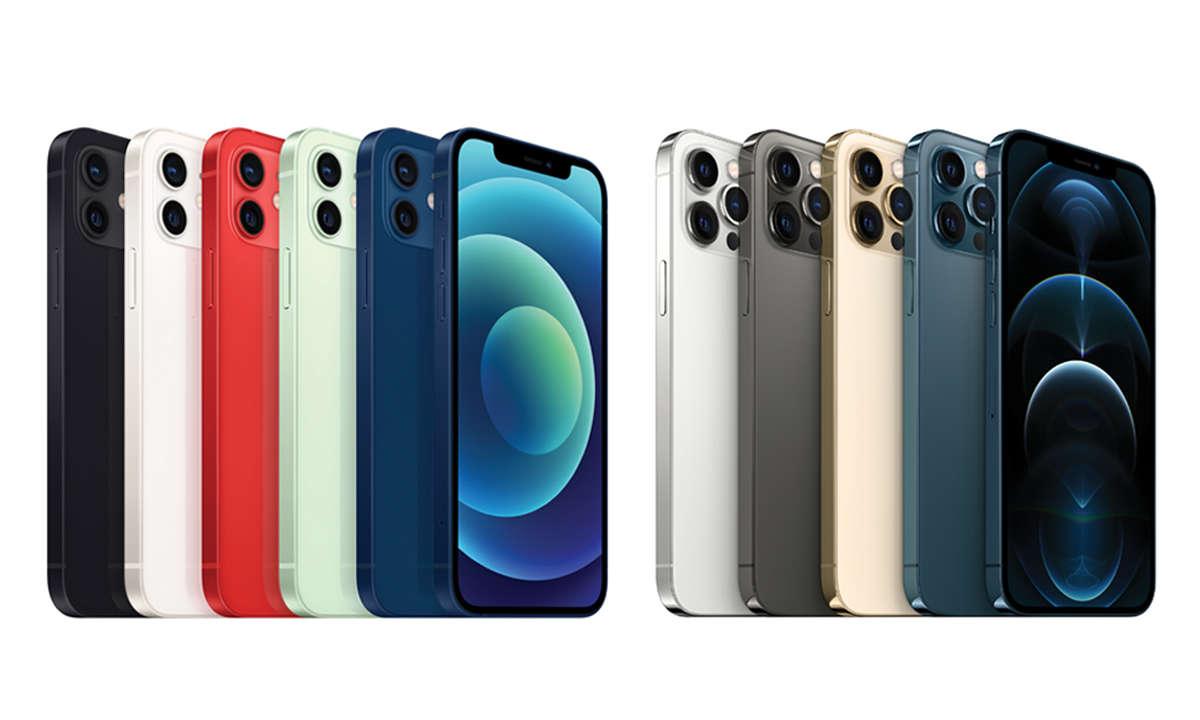 iPhone 12 & 12 Pro im Vergleich