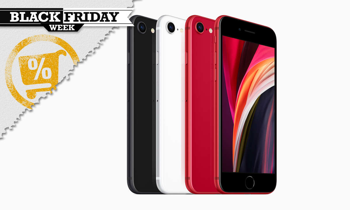 iPhone SE Black Friday