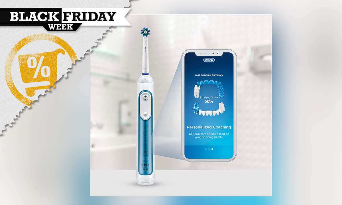 Oral-B Smart Expert Black Friday