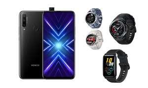 Honor Smartphones und Smartwatches