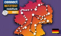 Mobilfunk-Netztest 2021: Die Handy-Netze in Deutschland im Vergleich