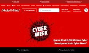 media markt cyber week