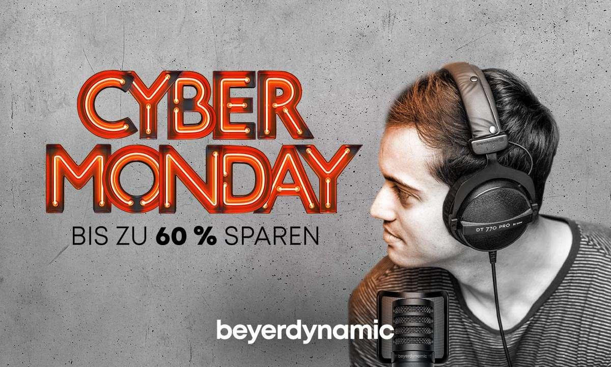 beyerdynamic Cyber Monday
