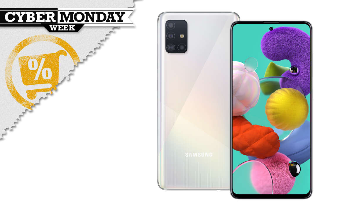 Samsung Galaxy A51 Cyber Monday