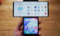 LG Wing Multi App Shortcut