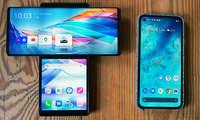 LG Wing und Pixel 5 Vergleich