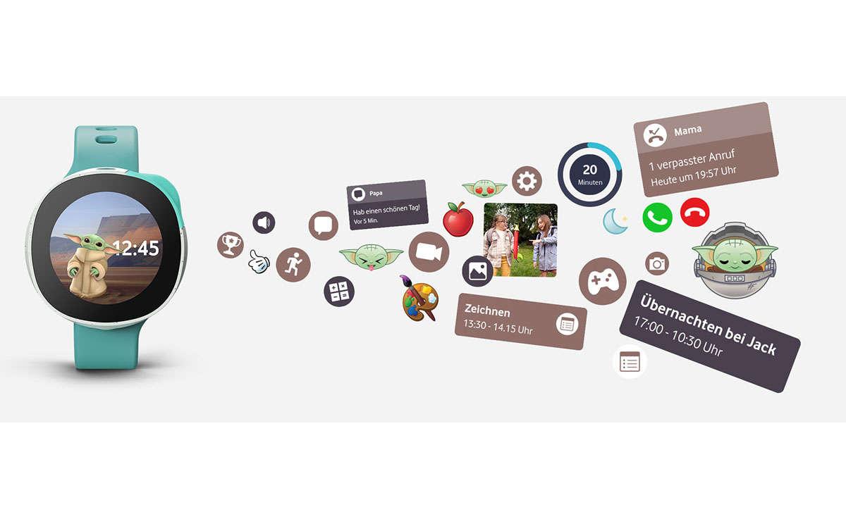 Vodafone-Neo-Funktionen