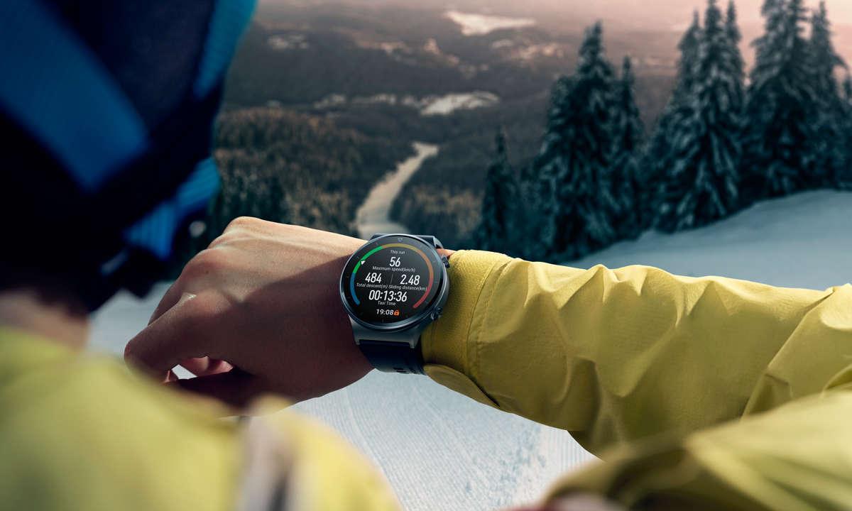 Huawei Watch GT 2 Pro im Test