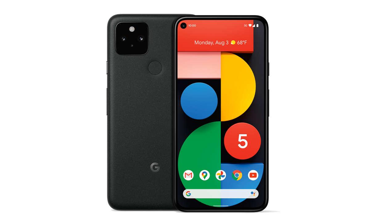 Google Pixel 5 im Test