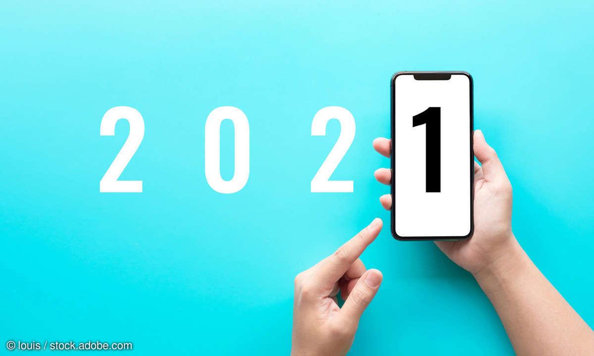 Smartphone Vorschau 2020