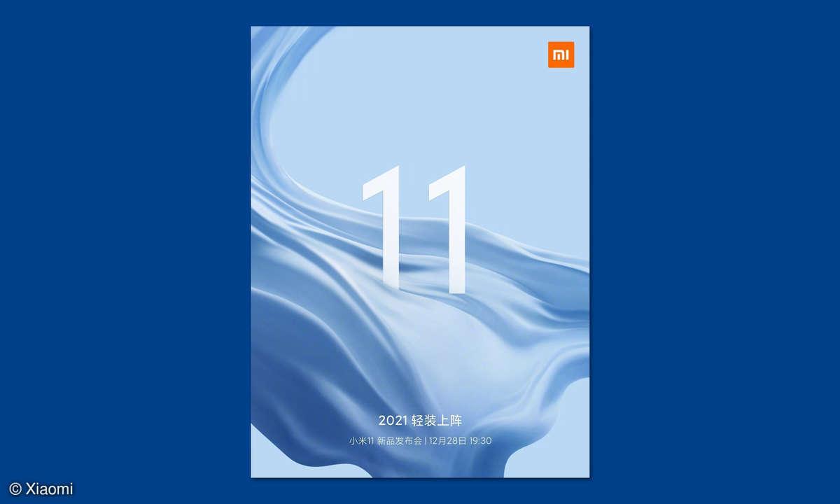 xiaomi mi 11 release event teaser