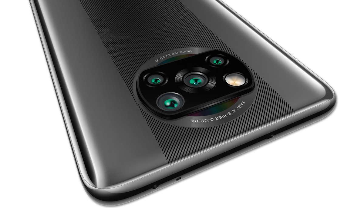 Xiaomi Poco X3 NFC im Test - Kamera