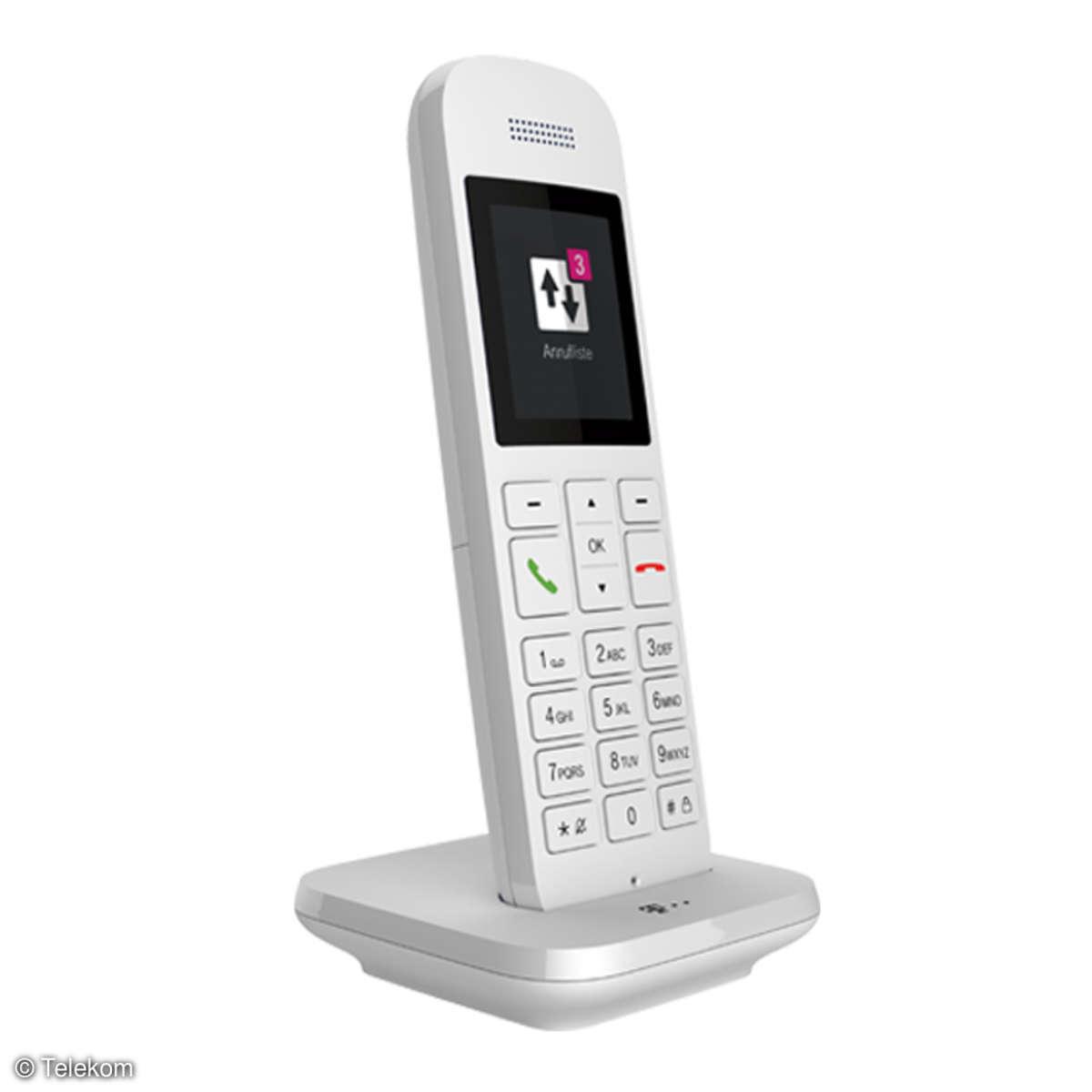 DECT-Telefone: Telekom Speedphone 12 im Vergleichstest